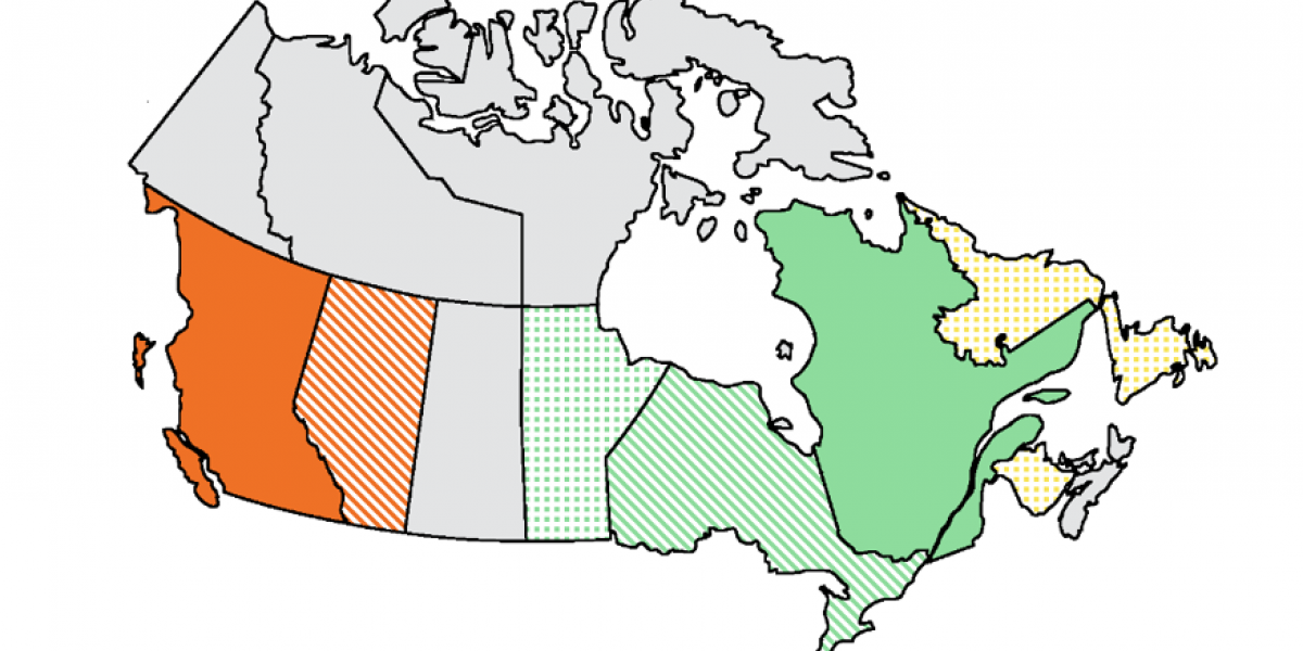 Map Pricing In Canada Smart Prosperity Institute | For a stronger, cleaner economy