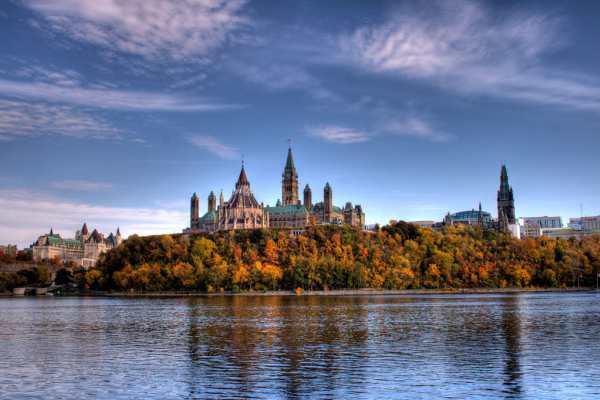 Ottawa Talks Climate Change Ahead of Paris