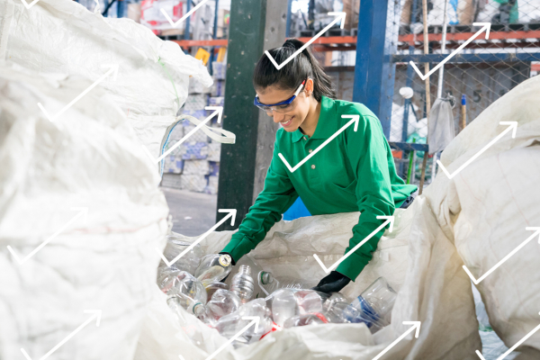 Guest Blog: How COVID-19 is impacting the plastics recycling industry