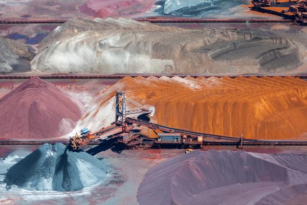 Planetary Boundaries, Global Material Demand and the Emerging Circular Economy