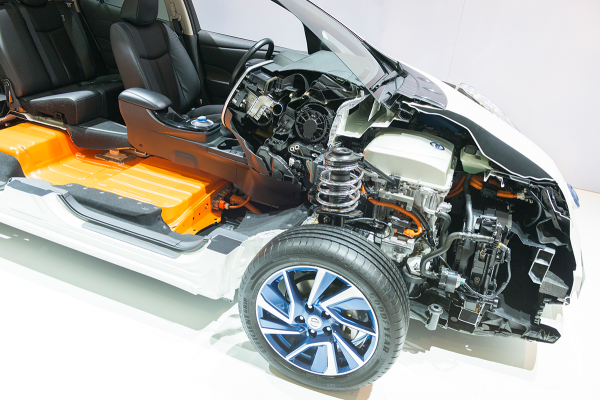 Video | Towards a North American Circular Economy for Electric Vehicle Batteries