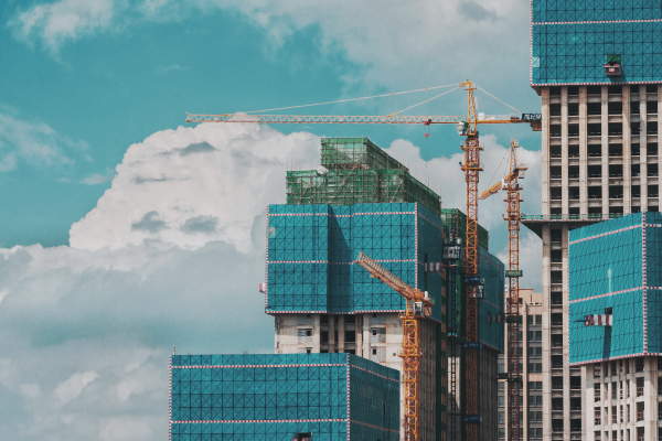 Circular economy global sector best practices: Construction