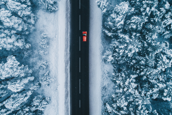 The Trouble With Non-Electric Vehicles: Winter