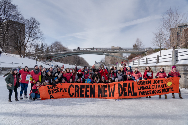What is Needed to Build a Successful Green New Deal in Canada
