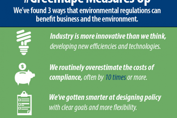 Beyond the stigma – environmental regulation can help drive clean innovation
