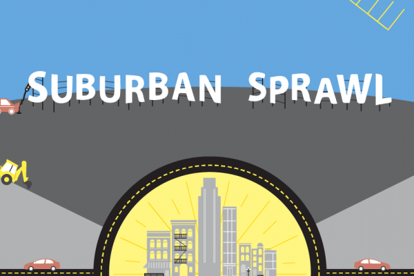 Infographics: The Cost of Sprawl
