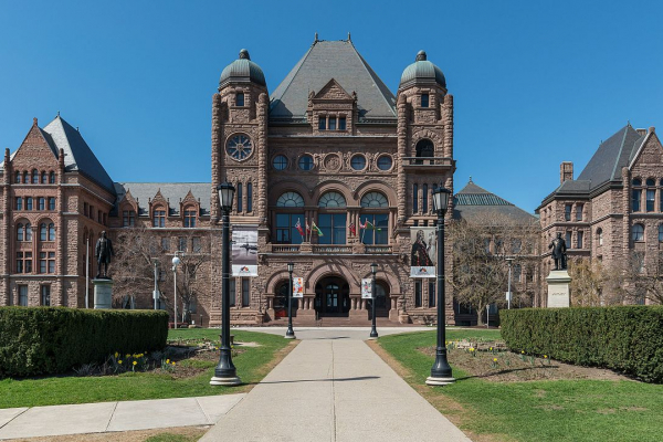Ontario Budget: Light on ambition, light on details