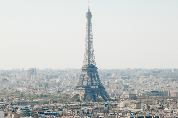 The Road to Paris: How a little initiative can make a big difference